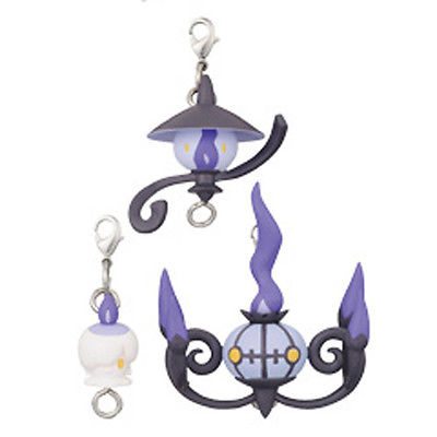 Litwick:Lampent:Chandelure Evolution Charms