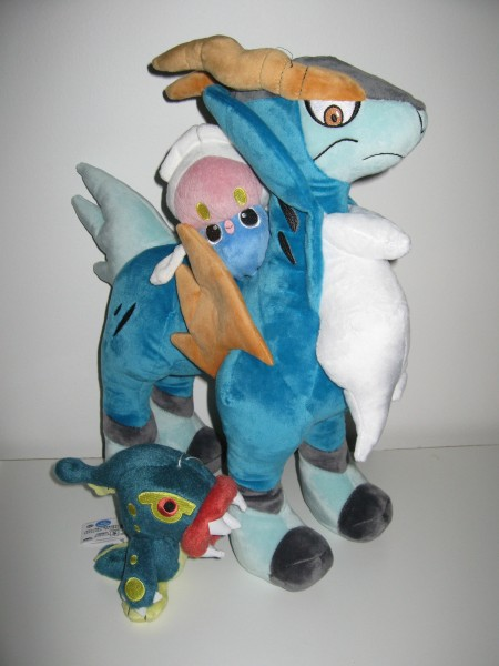 2014 Con Pokemon Plush