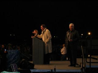 John Garamendi and Art Torres