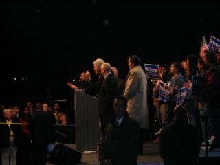 Clinton, McNerney, Garamendi