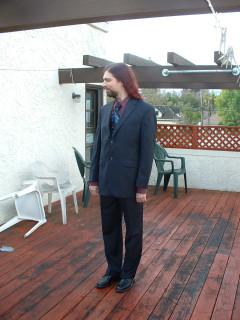 suit front