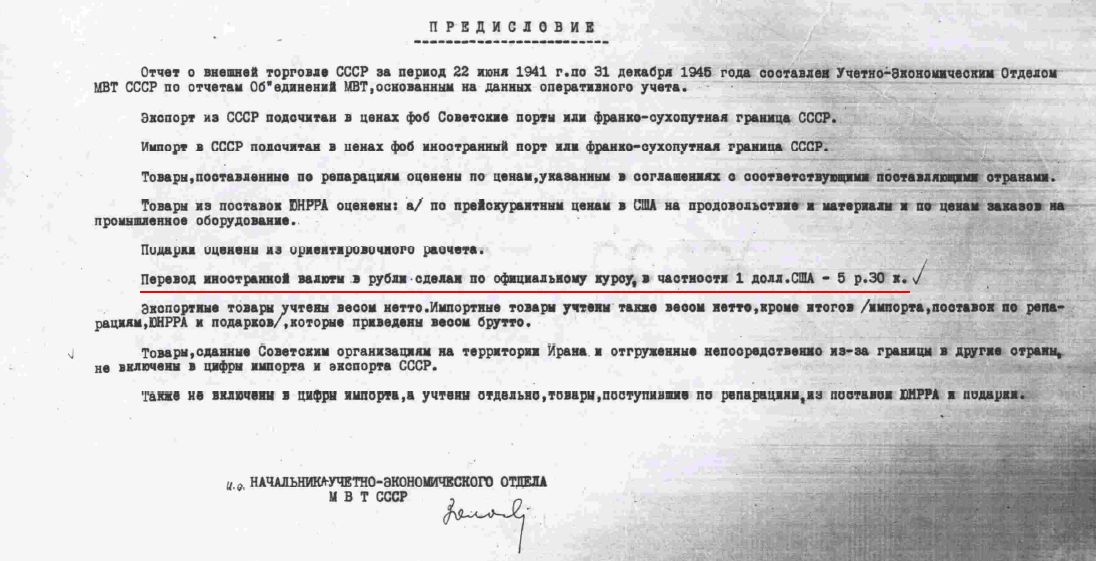курс 1945