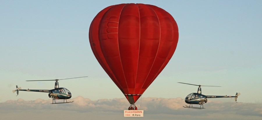 Balloon and R22