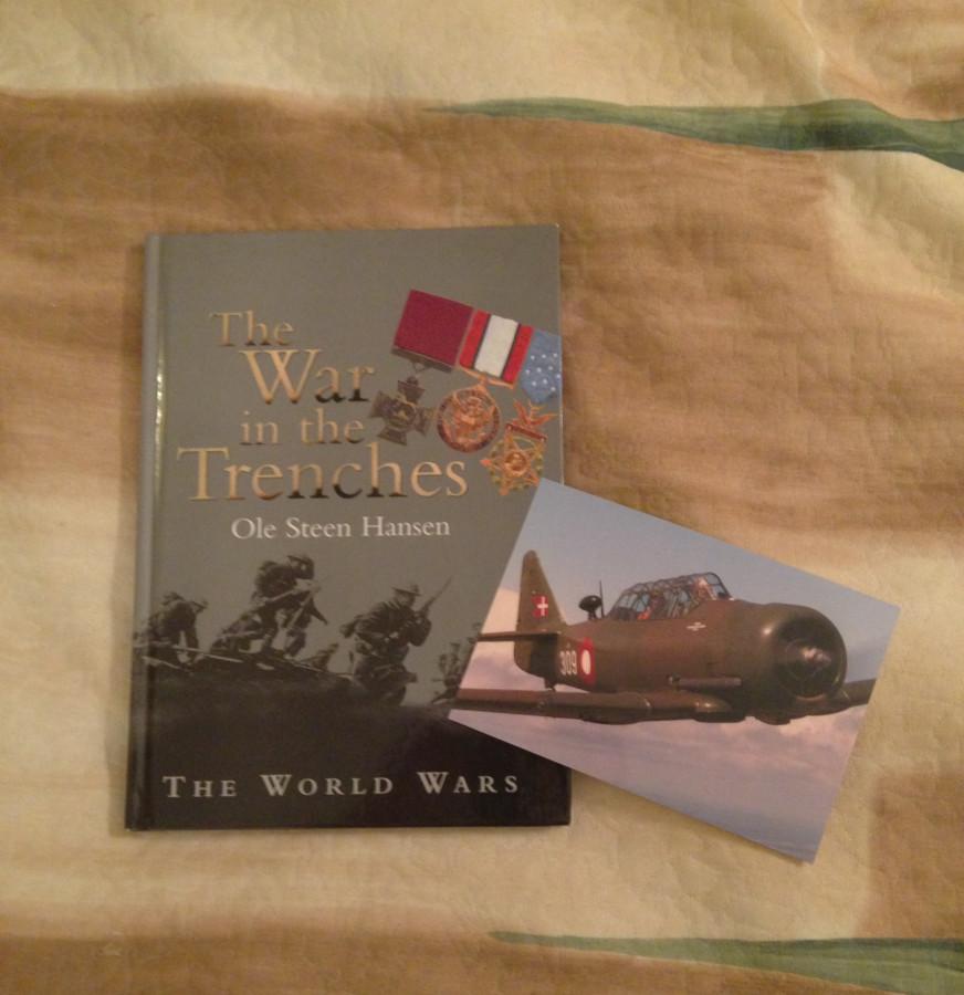 Book & Postcard by Ole Steen Hansen