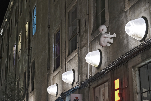 :RealityScanner: - Lisboa LX-Factory »Climbing Baby«.jpg