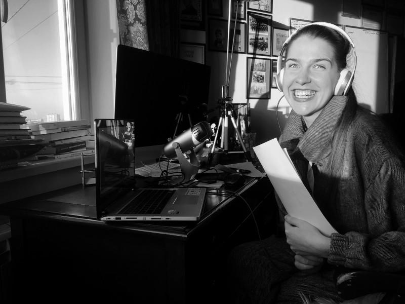 Мария Подковырова - режиссер и преподаватель актерского мастерства для детей и подростков.