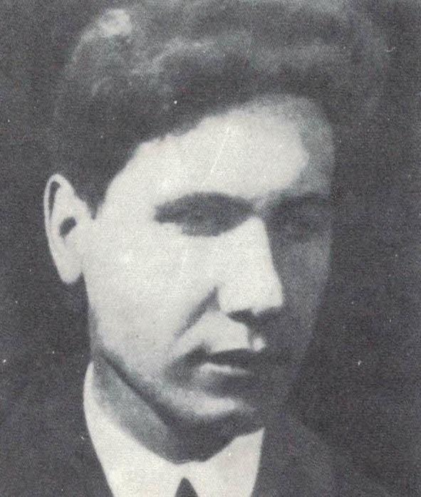 Николай Барышев - главный художник симферопольского театра им. Горького и руководитель подпольной группы Сокол.