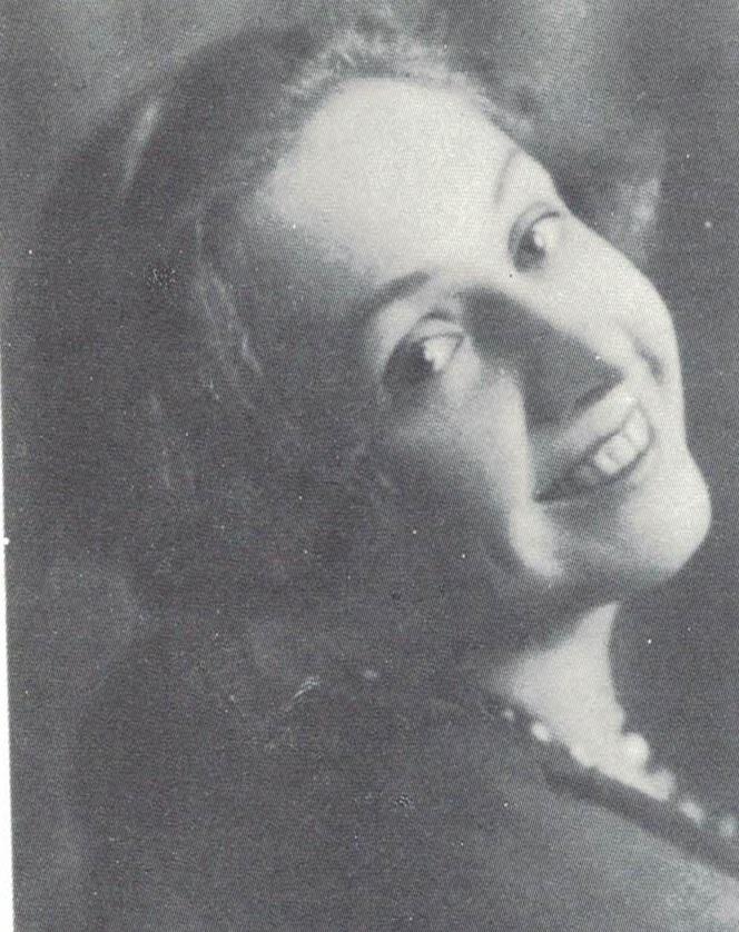 Александра Перегонец.