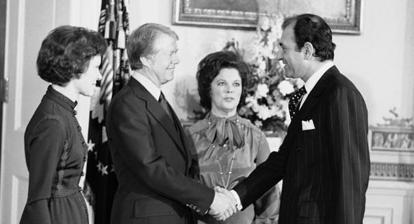 Ширли Темпл проработала в Белом Доме больше многих президентов США.