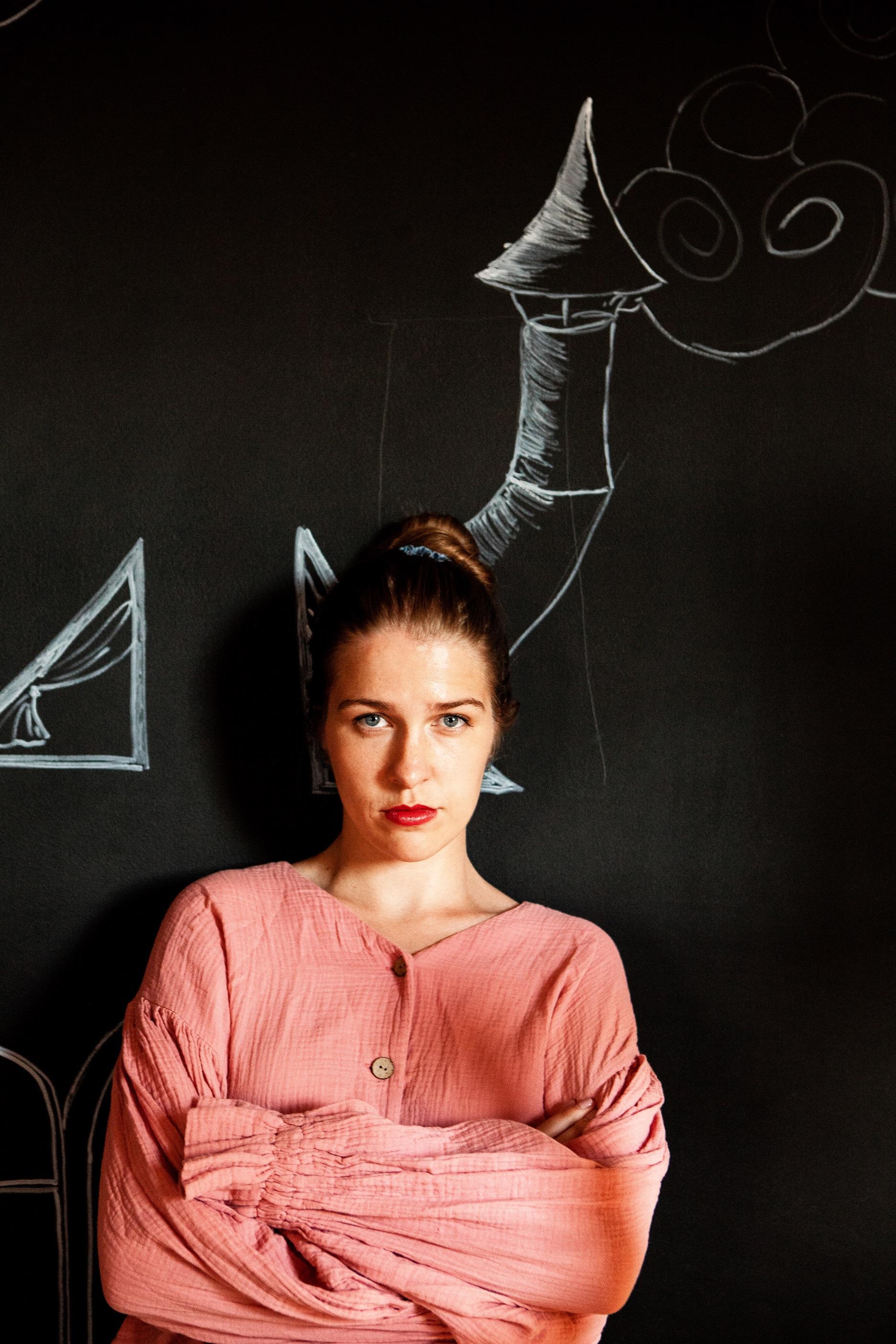 Мария Подковырова — режиссер и преподаватель актерского мастерства для детей и подростков. И автор статьи.