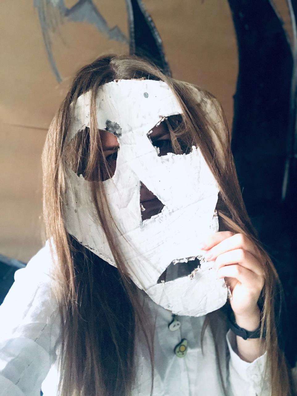 """Мария Подковырова — режиссер и преподаватель актерского мастерства для детей и подростков. Готовлюсь к спектаклю """"Орфей и Эвридика""""."""