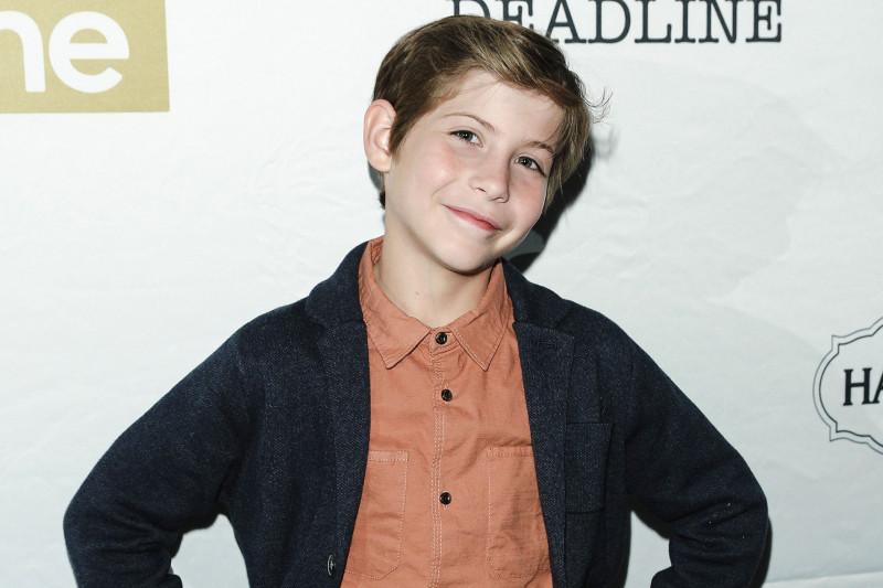 Джейкоб Трамбле. Сейчас является одним из самых популярных актеров-детей в Голливуде.