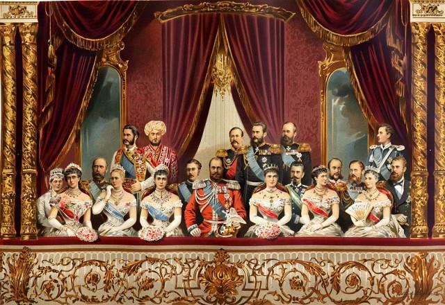 Ведите себя в театре с ребенком, как монарх в королевской ложе. И не зевайте.