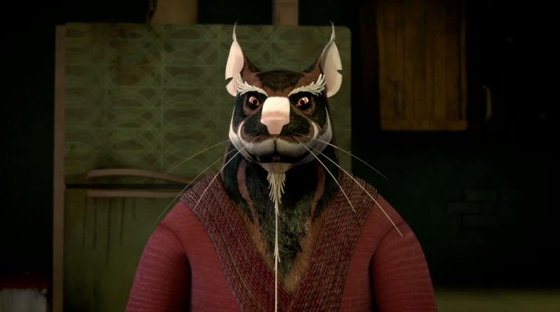 Мультсериал 2012 в 3D.
