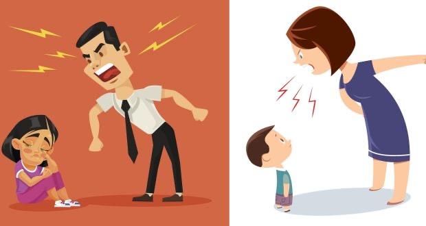 Над бурными негативными эмоциями нужно работать!