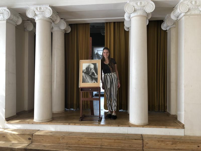 Личный архив Марии Подковыровой