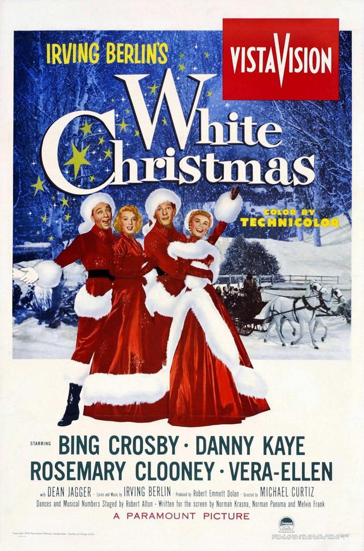 Светлое Рождество 1954.