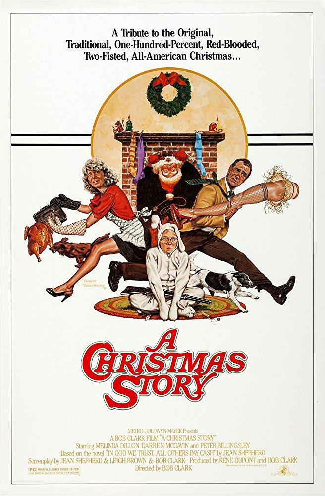 Рождественская история. 1983.