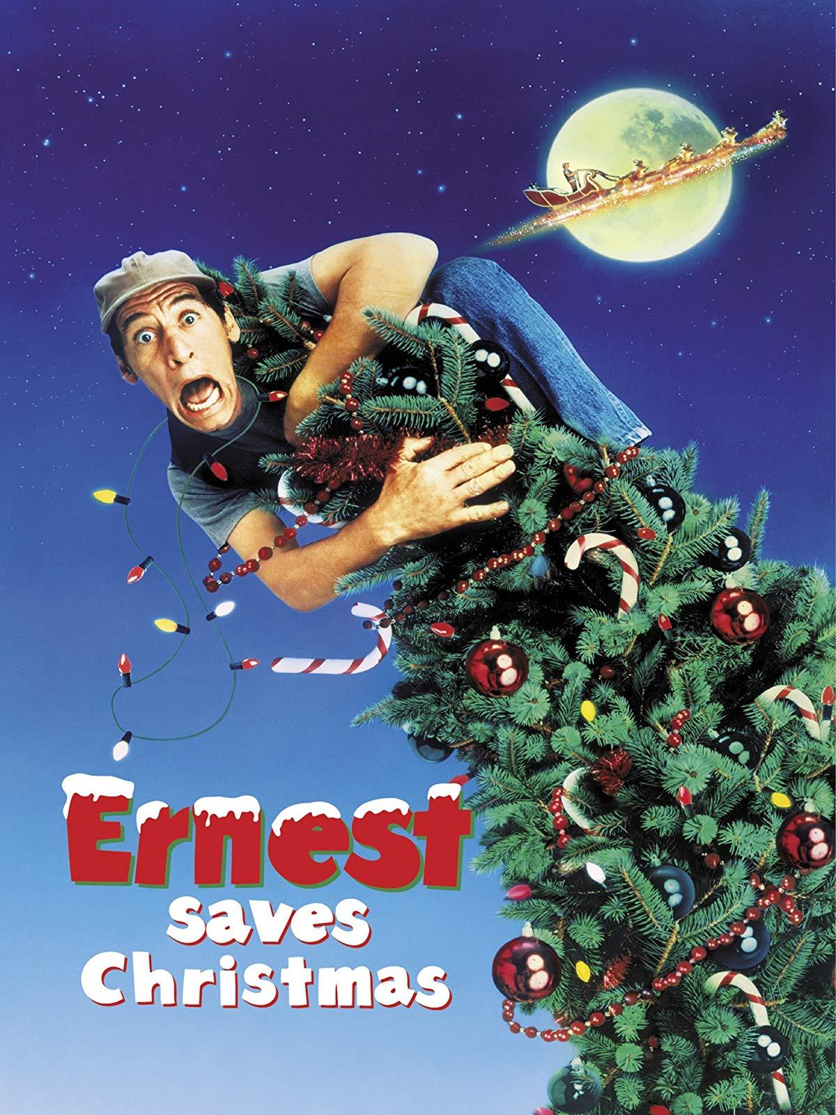 Эрнест спасает Рождество. 1988.