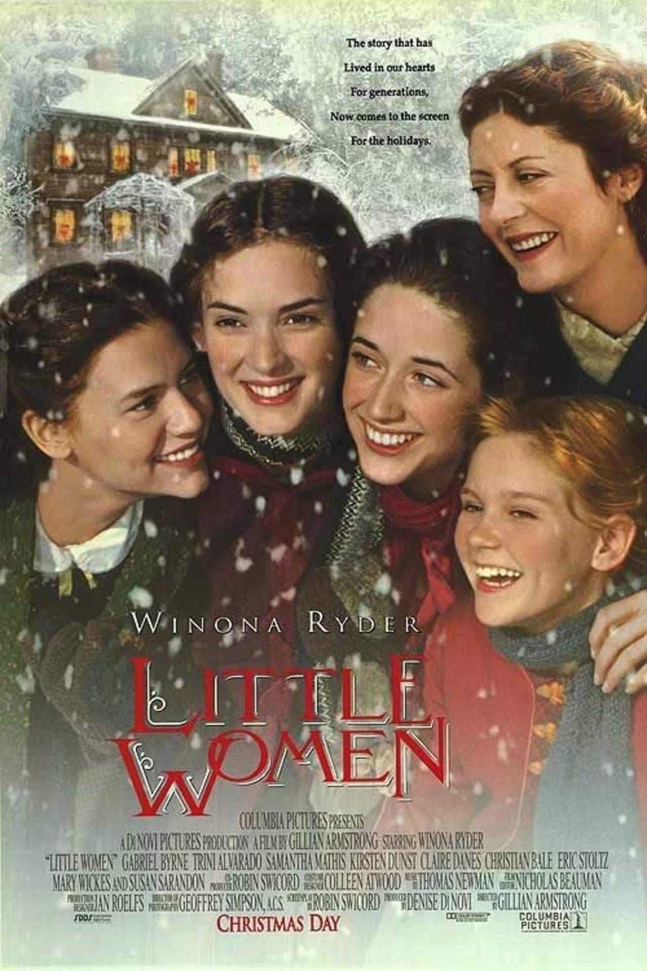 Маленькие женщины. 1994.