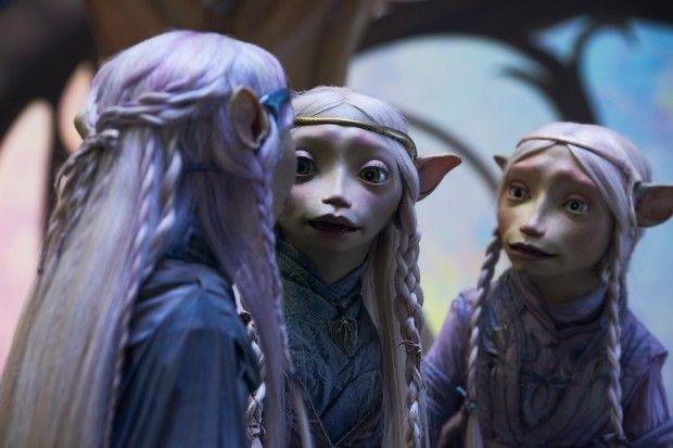 В сериале есть принцессы.