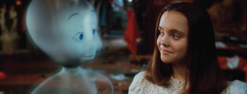 3 фильма - «Каспер» (1995), «Каспер: начало» (1997) ,«Каспер встречает Венди» (1998). Мультсериал - «Каспер, который живет под крышей» (1996). Есть еще много мультсериалов про Каспера.