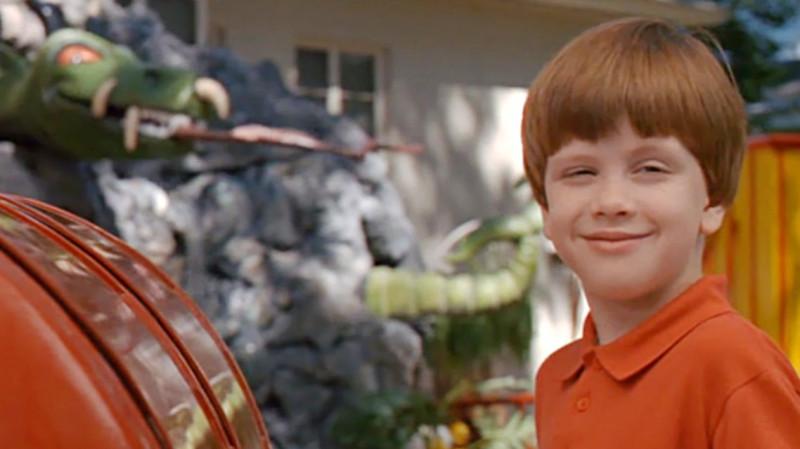 Кадр из фильма Трудный ребенок.