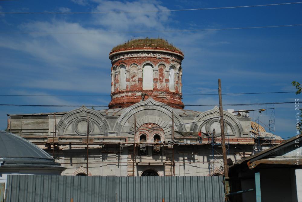 Никитский Каширский монастырь