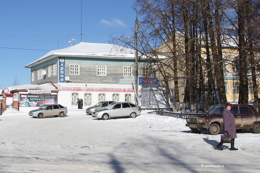 Тотьма: трогательная глубинка Вологодской области автоклуб