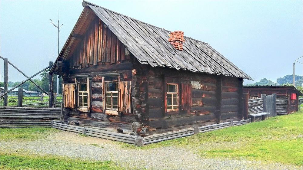 Шушенское: посёлок в Сибири, где проходила трёхлетняя ссылка Ленина блог-тур,Красноярский край,Сибирь