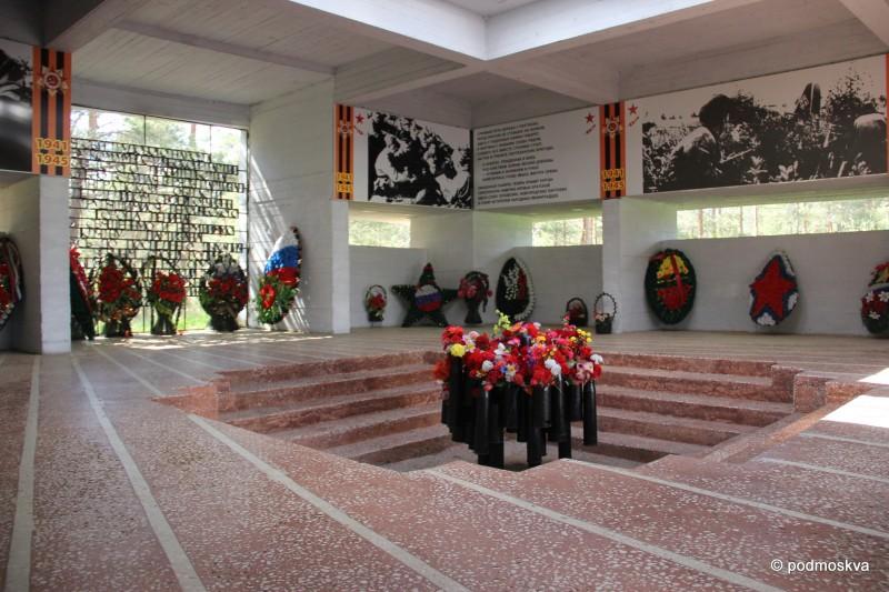 Мемориальный комплекс «Партизанская слава»