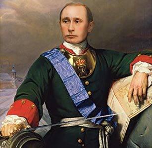 путин_царь