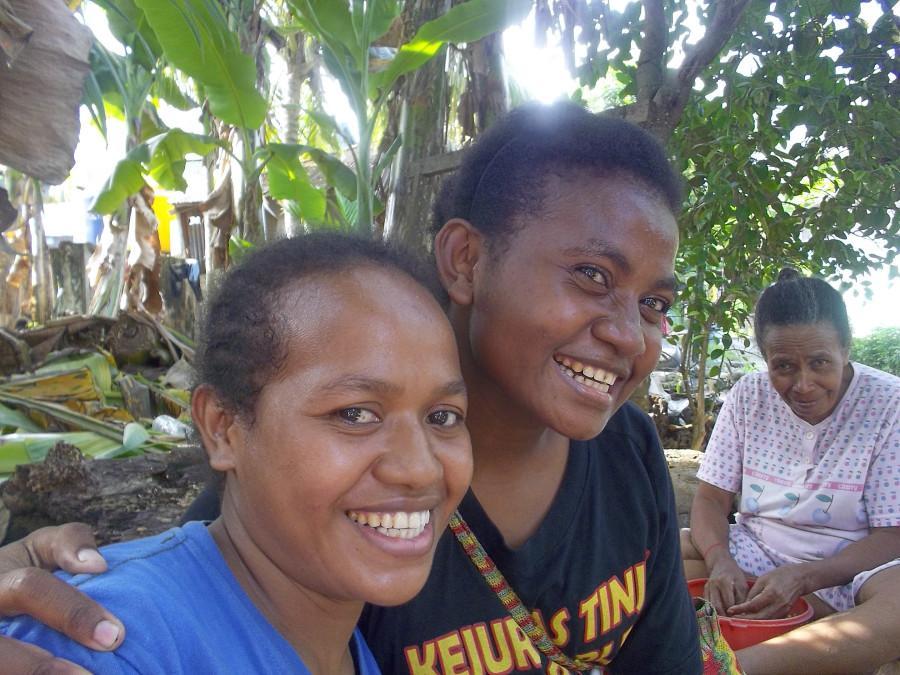 Сиськи папуасов фото 19 фотография