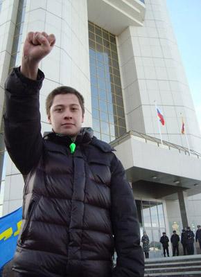 Дмитрий Каруев