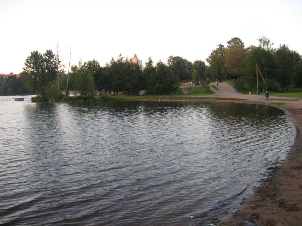 Суздальские озера в Петербурге - ценный уголок природы