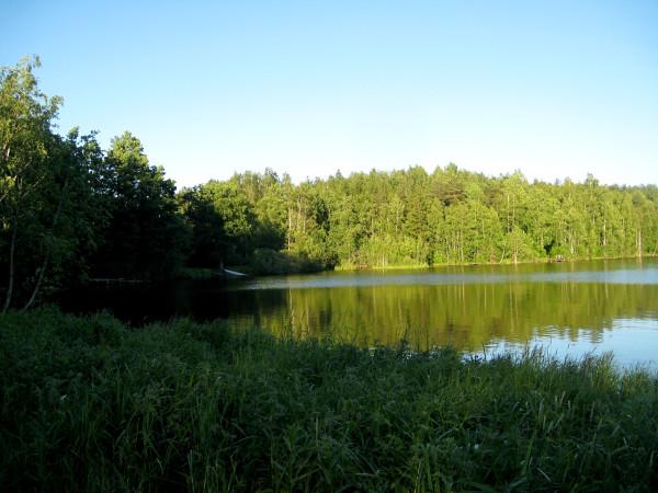озеро озерко район рыбалка