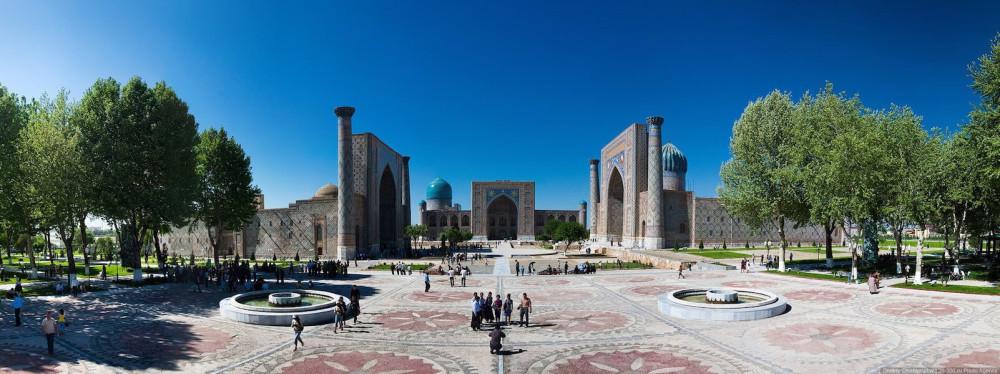 Сборный груз в Узбекистан