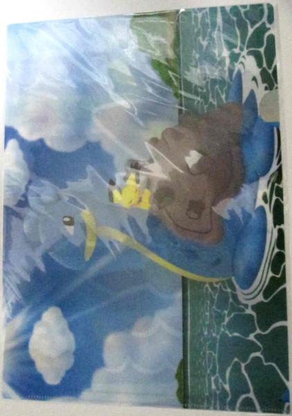 Pokemon-Center-Lapras-Pichu-ClearFile-Front