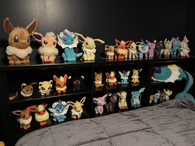 Can you tell I like Eeveelutions?
