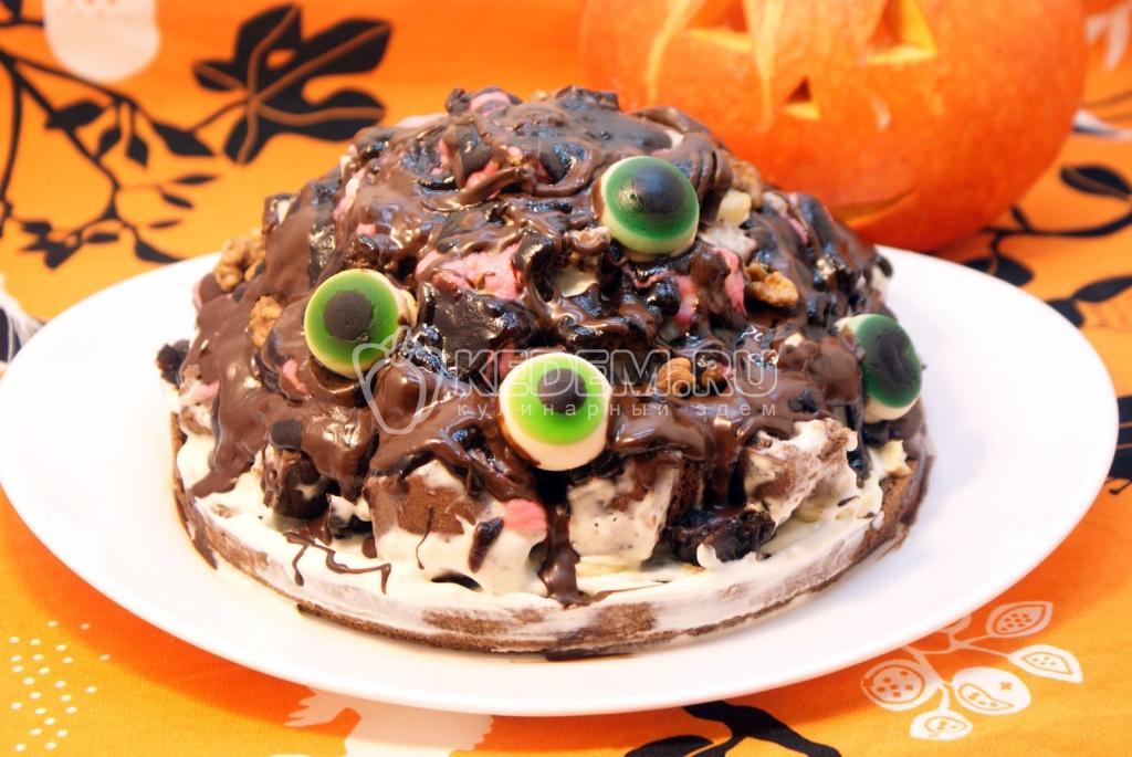 Рецепты на хэллоуин с фото пошагово