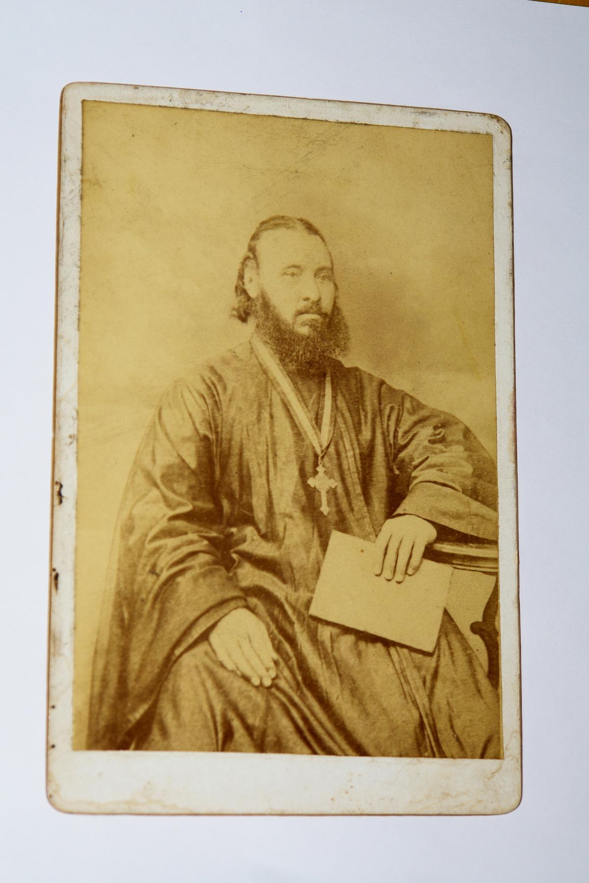 Свящ-н Иоанн Котов, отец_личная фотография