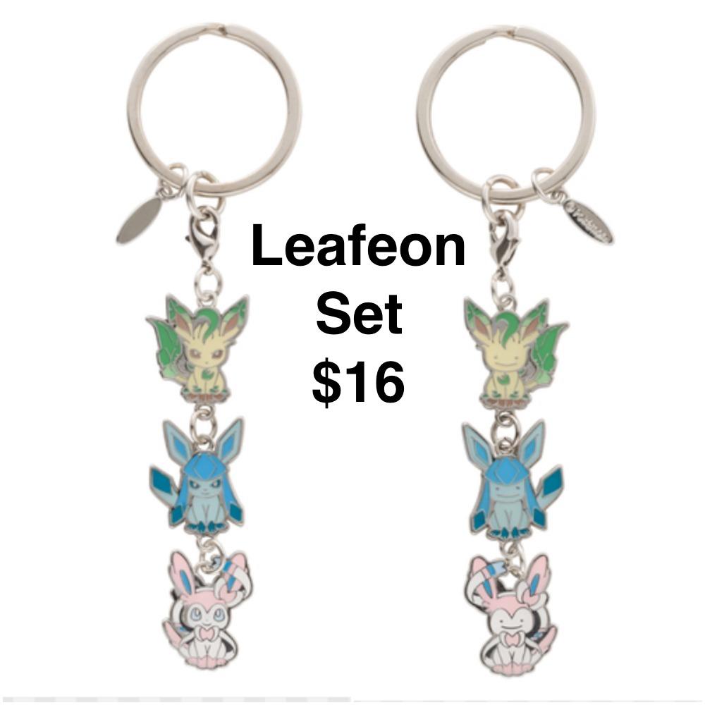 Leafeon set