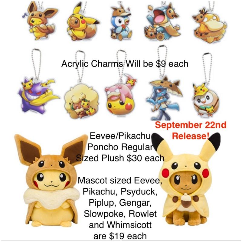 Eevee Pikachu Promo