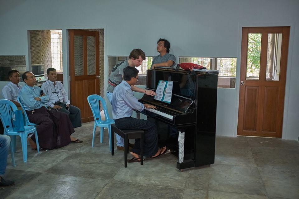 2017-05-08 Янгон мастер-класс