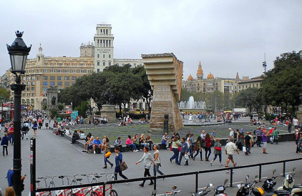 Барселона на 14 дней погода