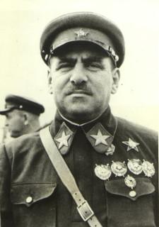 Маршал советского союза в к блюхер