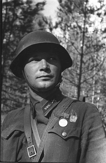 Участник хасанских боёв на Великой Отечественной войне
