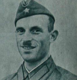Лейтенант Гогуа А.Е., раненый в бою с японцами