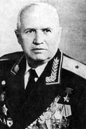 Зайцев Василий Иванович - командир 61-ой гв. т. бр. 10-го гвардейского Уральско-Львовского танкового корпуса