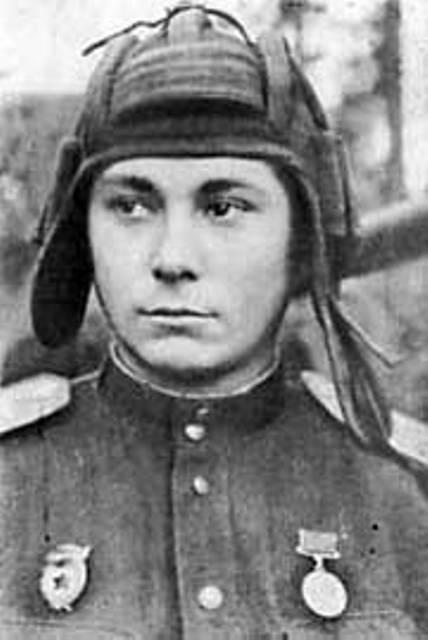 Марков, Владимир Александрович. 61-ая гв. т. бр. 10-го гв. УДТК